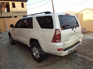 Toyota 4-Runner 2005 Sport Edition V8 White | Cars for sale in Lagos State, Ajah
