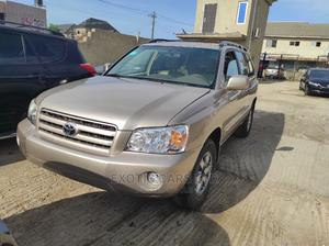 Toyota Highlander 2006 Limited V6 4x4 Gold | Cars for sale in Oyo State, Ibadan