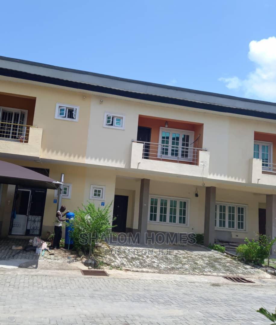 Spacious 3 Bedroom Terrace Duplex For Sale At Lekki Garden