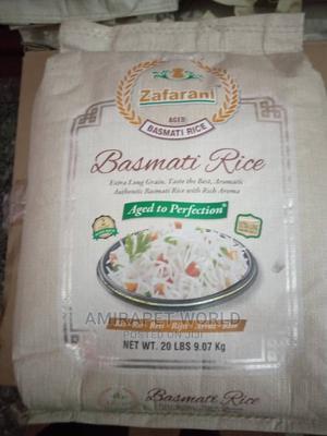 Zafarani Basmatic Rice | Meals & Drinks for sale in Lagos State, Surulere