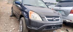 Honda CR-V 2003 Blue | Cars for sale in Abuja (FCT) State, Lokogoma