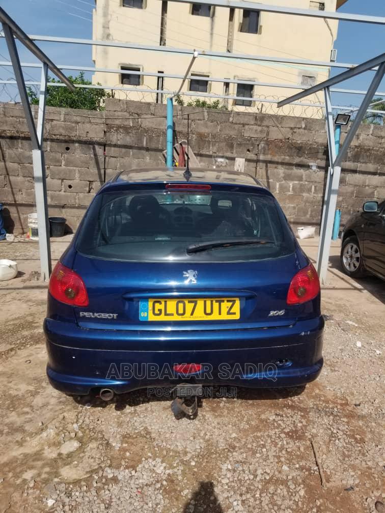 Archive: Peugeot 206 2003 RC Blue