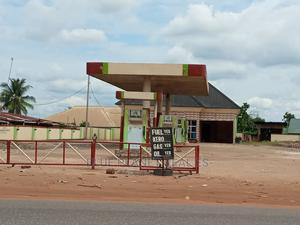 A Good Filling Station at Benin Auchi Expressway for Sale | Commercial Property For Sale for sale in Edo State, Ekpoma