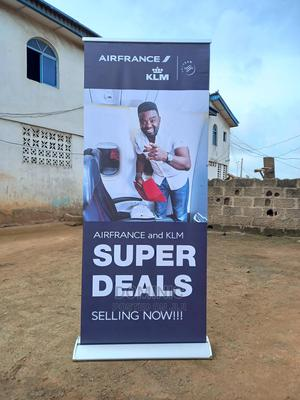Roll Up Banner | Stationery for sale in Lagos State, Agege