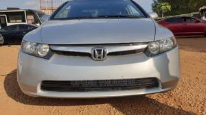 Honda Civic 2008 1.8 EX Automatic Silver | Cars for sale in Abuja (FCT) State, Central Business Dis