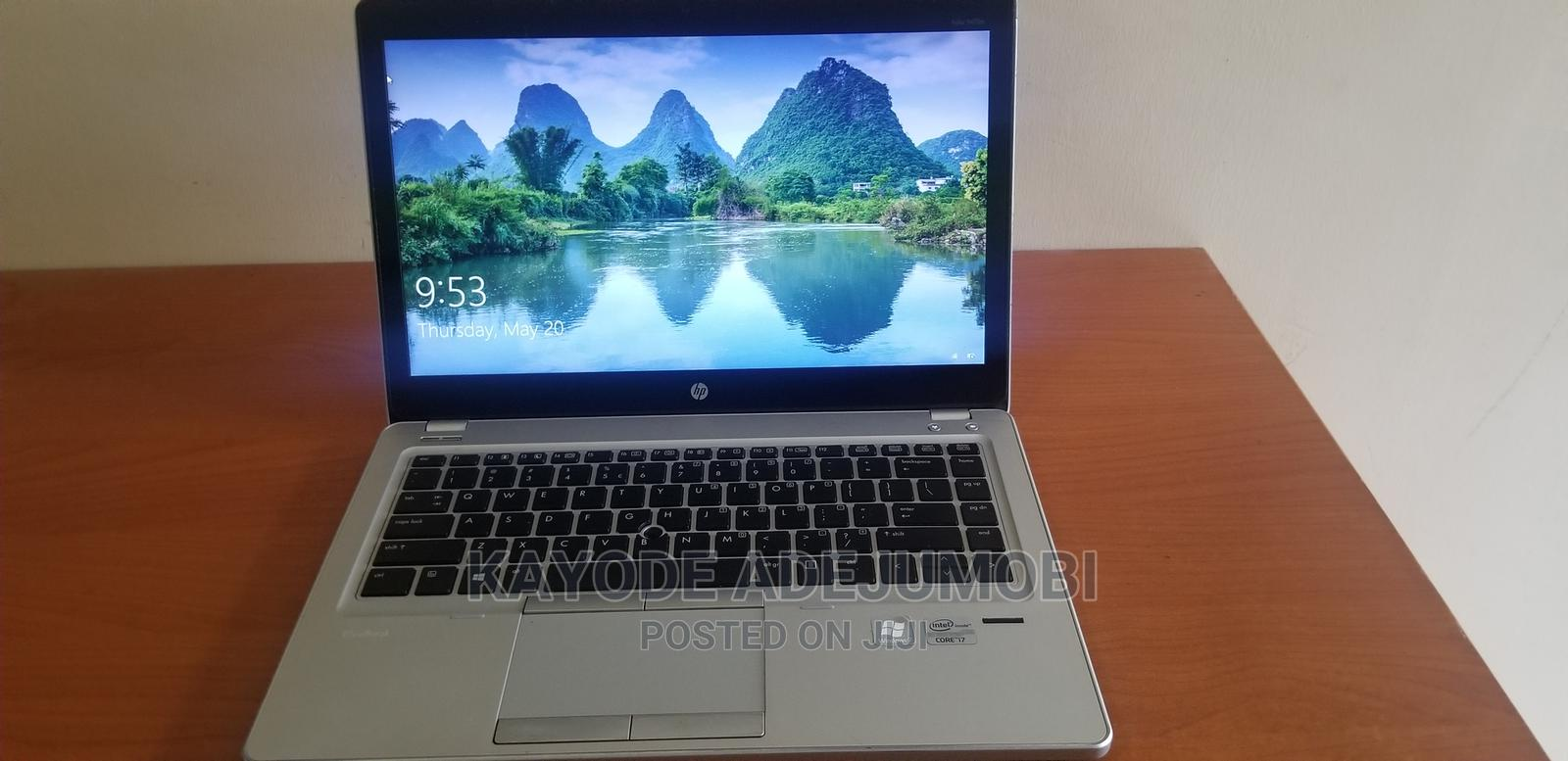 HP Elitebook Folio 9470M 8gb Core I7 500gb