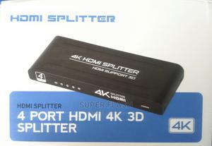 4 Way 4K HDMI Splitter | Computer Accessories  for sale in Lagos State, Victoria Island