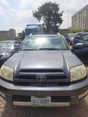 Toyota 4-Runner 2003 4.7 Gray | Cars for sale in Abuja (FCT) State, Central Business Dis