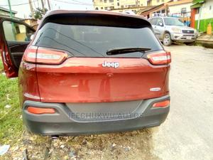 Jeep Cherokee 2019 Limited FWD Red | Cars for sale in Lagos State, Ikeja