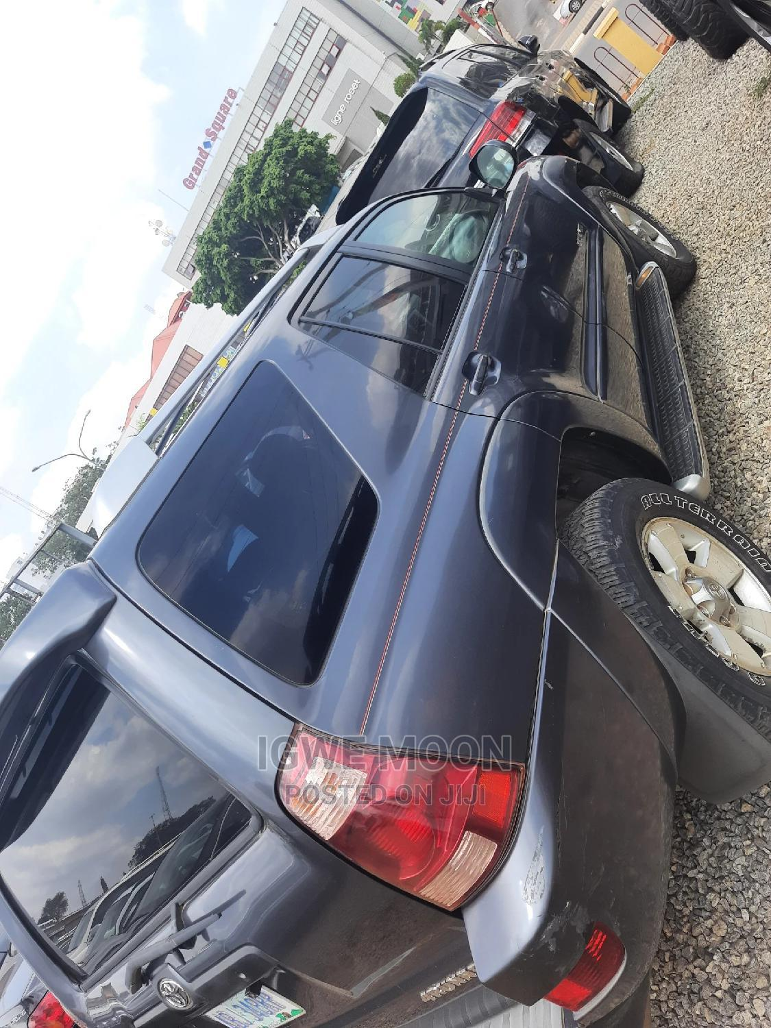 Toyota 4-Runner 2003 4.7 Gray | Cars for sale in Central Business District, Abuja (FCT) State, Nigeria