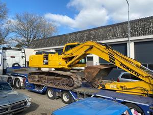 Komatsu Pc 210 Excavator | Heavy Equipment for sale in Lagos State, Amuwo-Odofin