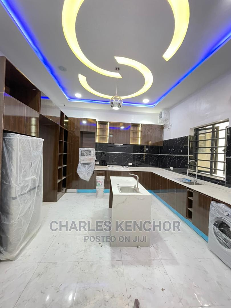 Contemporary New 5bedrooms Detached Duplex in Osapa | Houses & Apartments For Sale for sale in Lekki, Lagos State, Nigeria