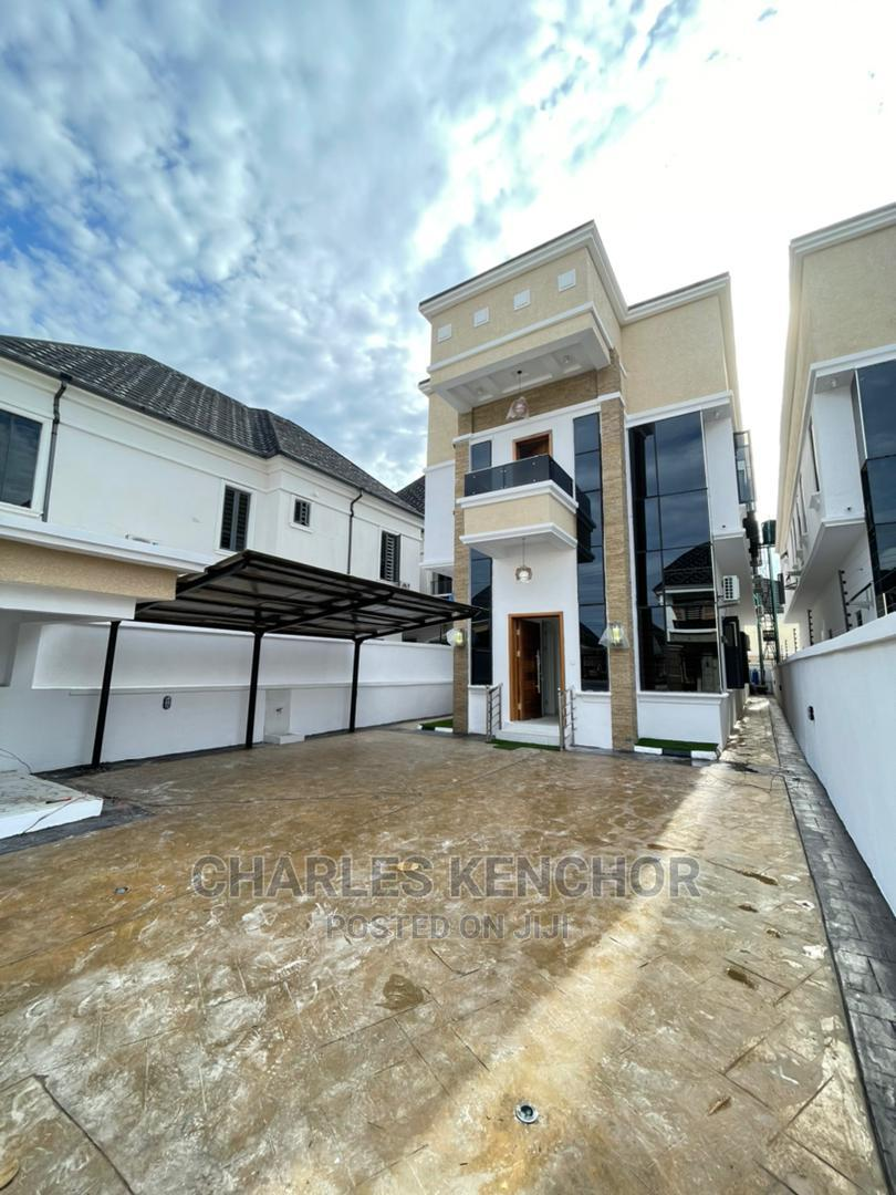 Contemporary New 5bedrooms Detached Duplex in Osapa