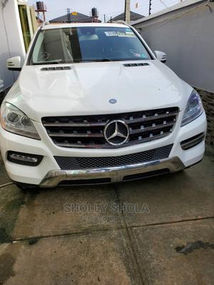 Mercedes-Benz M Class 2008 ML 320 CDI 4Matic White | Cars for sale in Lagos State, Ikeja