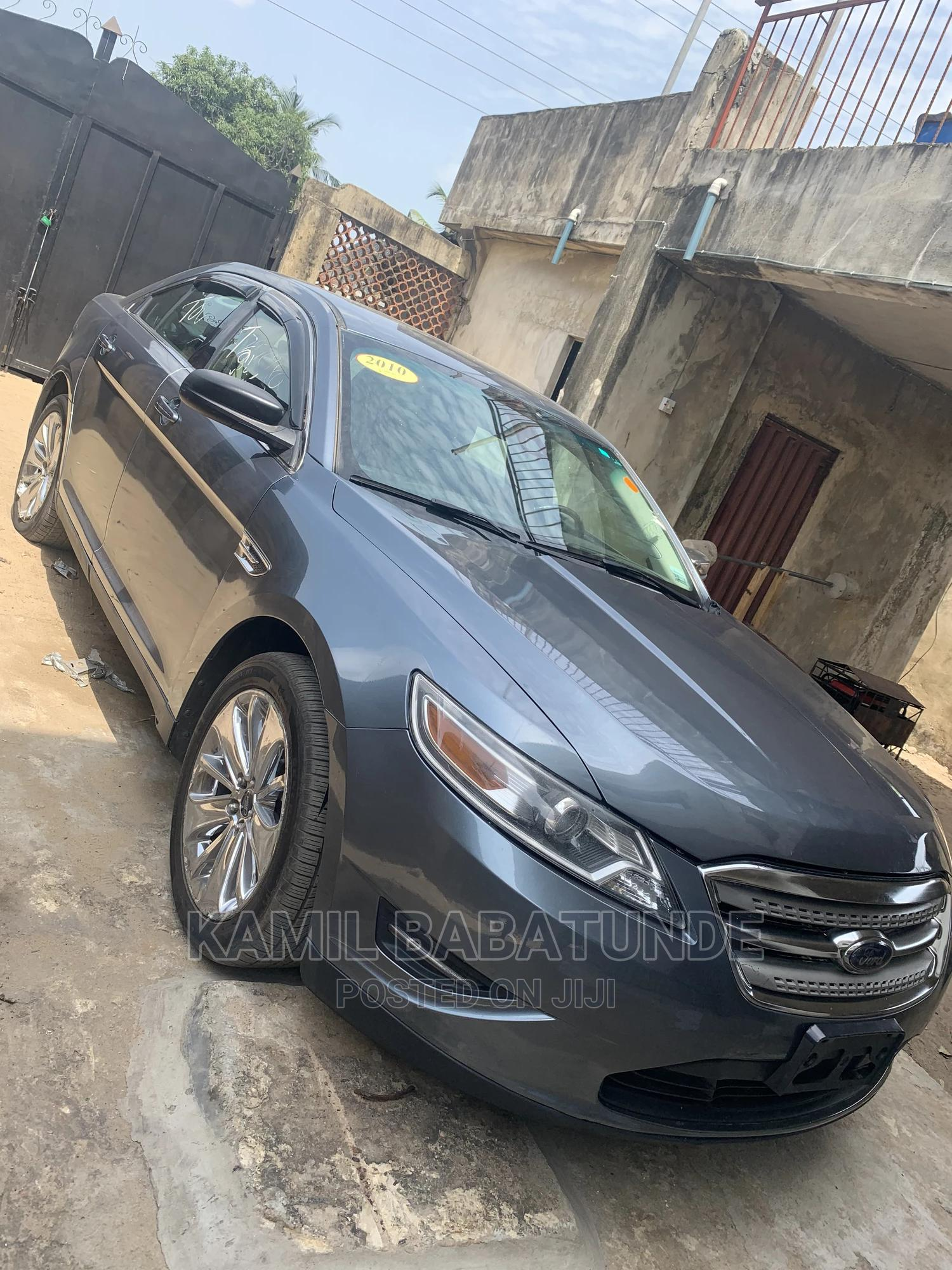 Ford Taurus 2010 Limited Green | Cars for sale in Amuwo-Odofin, Lagos State, Nigeria