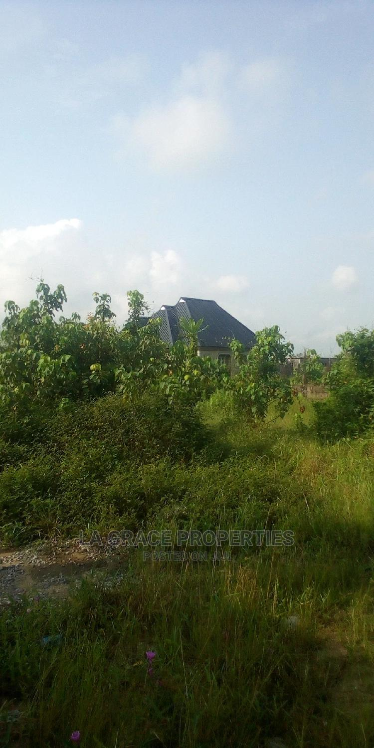Archive: Plots of Land Available for Sale at Ijaniki Lagos State