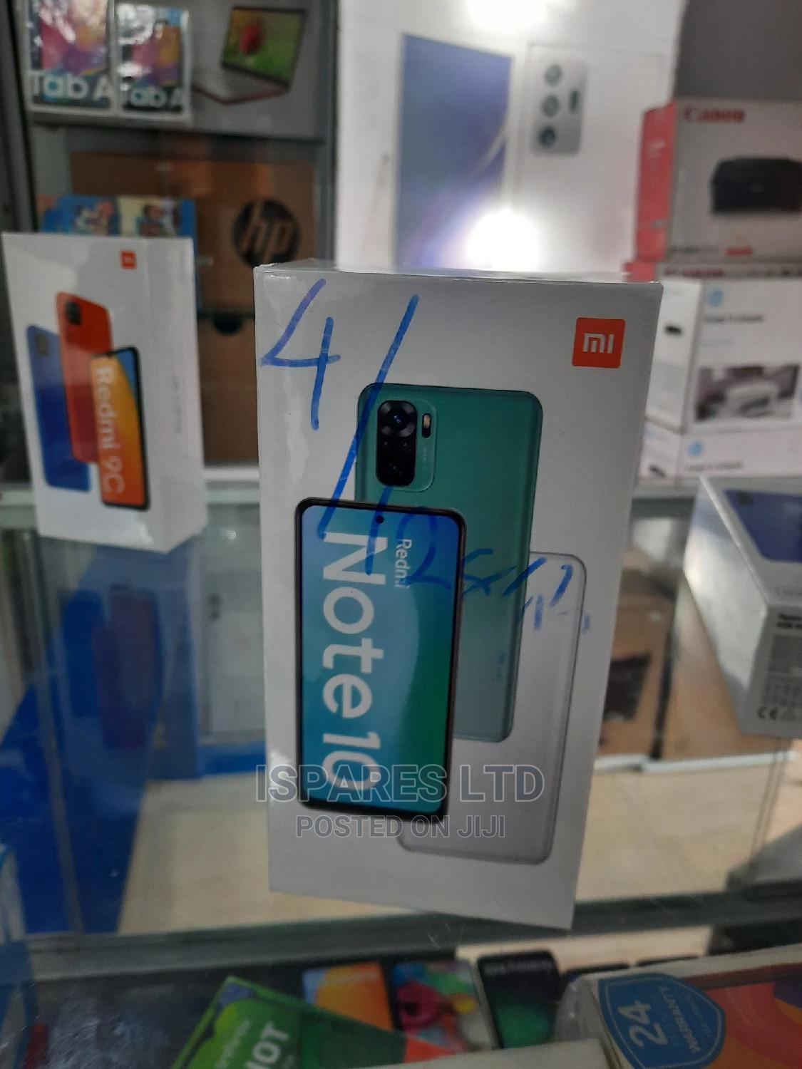 New Xiaomi Redmi Note 10 128 GB Other | Mobile Phones for sale in Obio-Akpor, Rivers State, Nigeria