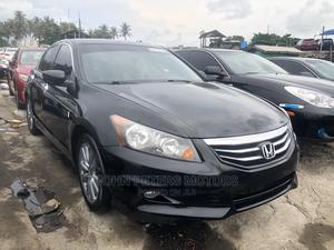 Honda Accord 2010 Coupe EX-L V-6 Automatic Black | Cars for sale in Lagos State, Apapa