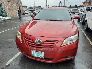 Toyota Camry 2008 2.4 LE Red | Cars for sale in Rivers State, Port-Harcourt