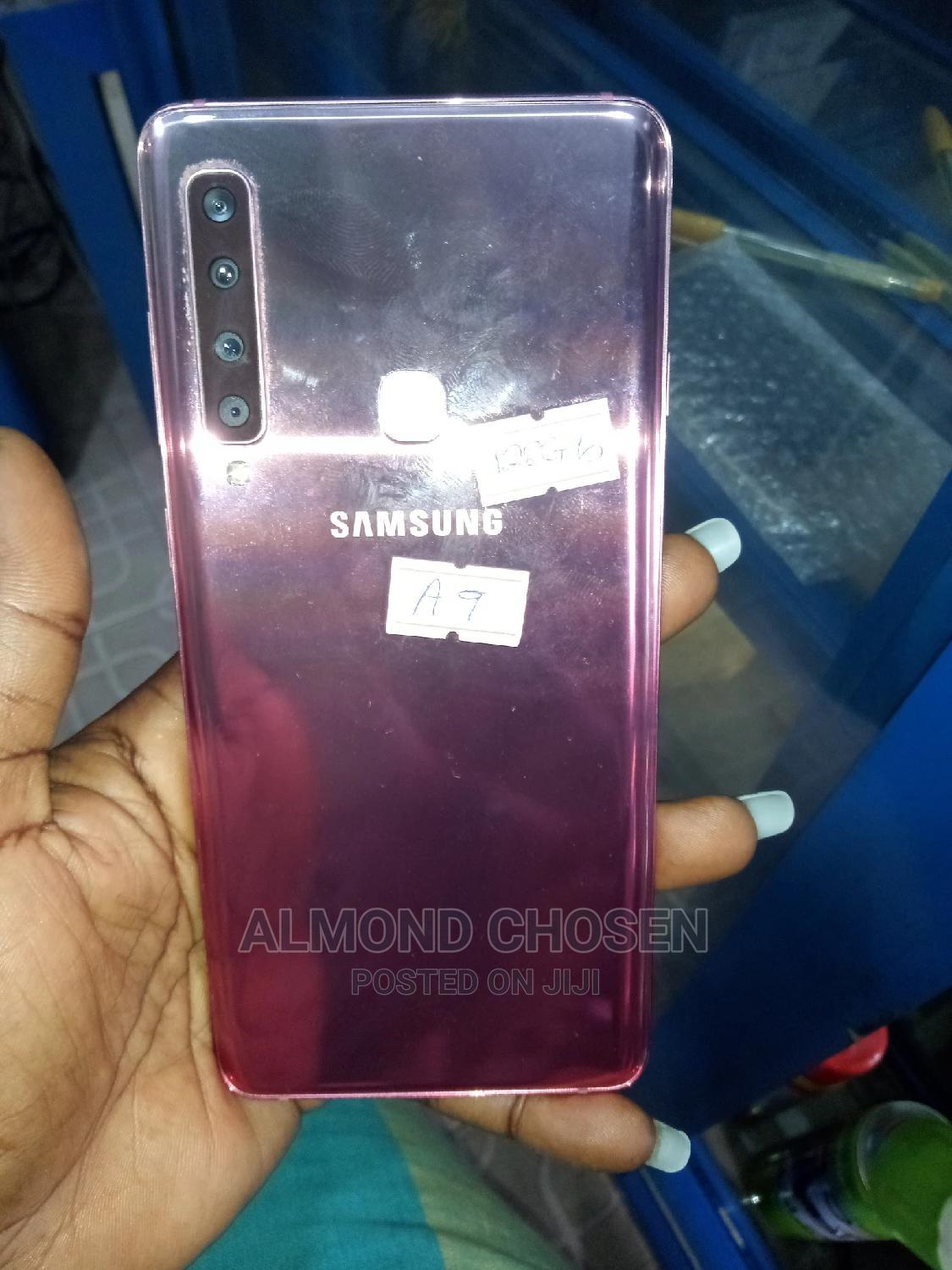 Samsung Galaxy A9 128 GB   Mobile Phones for sale in Ikeja, Lagos State, Nigeria