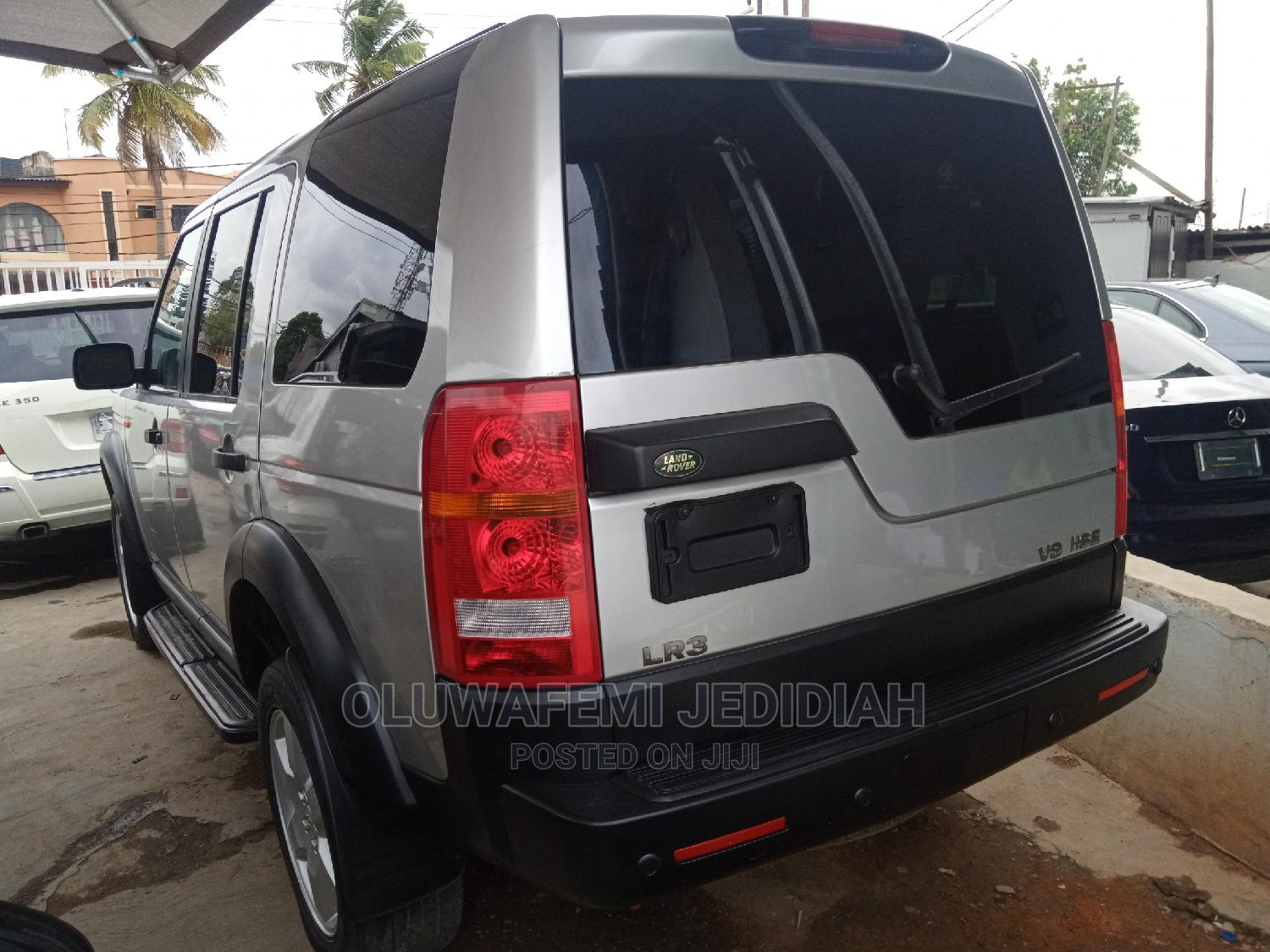Land Rover LR3 2005 HSE Silver | Cars for sale in Ikeja, Lagos State, Nigeria