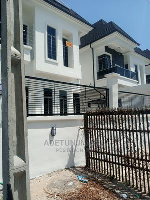 Exquisite 4 Bedroom Semi Detached Duplex With Bq | Houses & Apartments For Sale for sale in Lekki, Chevron