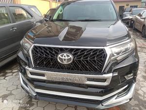 Toyota Land Cruiser Prado 2016 GXL Black | Cars for sale in Lagos State, Surulere