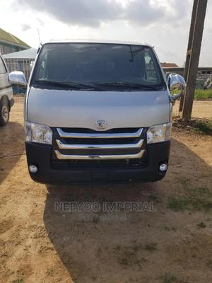 Toyota Hiace 2011 Silver | Buses & Microbuses for sale in Ogun State, Obafemi-Owode