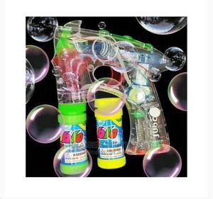 Bubble Gun (Battery Powered) | Toys for sale in Lagos State, Magodo