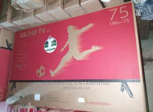 """LG 75"""" Smart TV   TV & DVD Equipment for sale in Delta State, Ethiope East"""