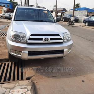 Toyota 4-Runner 2004 SR5 4x4 Silver | Cars for sale in Lagos State, Surulere
