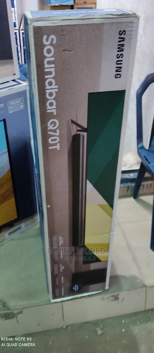 Samsung Sound Bar Heavy Bass (Q70T) | Audio & Music Equipment for sale in Lagos State, Ojo