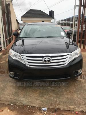 Toyota Avalon 2012 Black   Cars for sale in Lagos State, Alimosho