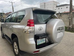 Toyota Land Cruiser Prado 2011 Silver | Cars for sale in Lagos State, Lekki