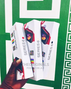 T55+ Plus Smartwatch Series 6, Make and Receive Calls | Smart Watches & Trackers for sale in Lagos State, Ikeja