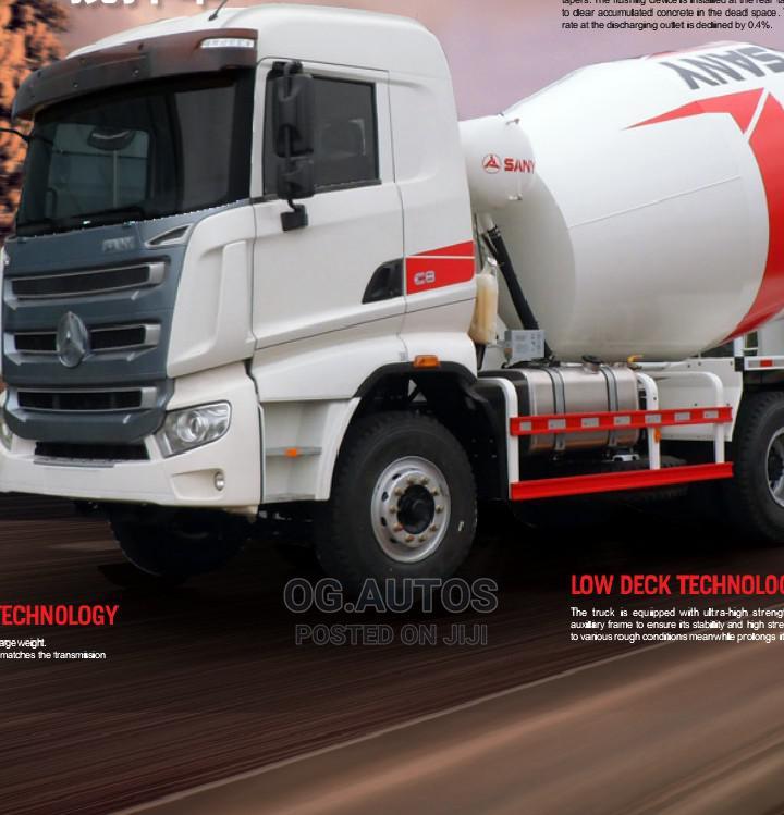 Sany Concrete Mixer Sy310c 2020 | Heavy Equipment for sale in Amuwo-Odofin, Lagos State, Nigeria