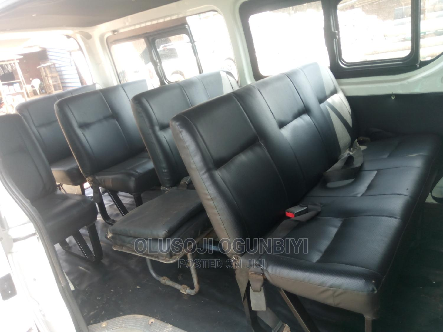 Tokunbo 2016 Toyota Hiace Hummer Bus   Buses & Microbuses for sale in Ibadan, Oyo State, Nigeria