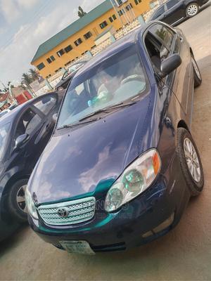 Toyota Corolla 2004 Blue   Cars for sale in Abuja (FCT) State, Gwarinpa