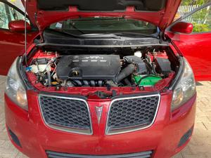 Pontiac Vibe 2009 2.4 4WD Red | Cars for sale in Abuja (FCT) State, Garki 2