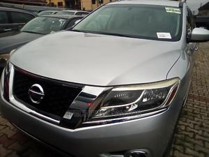 Nissan Pathfinder 2014 Silver | Cars for sale in Lagos State, Ikeja