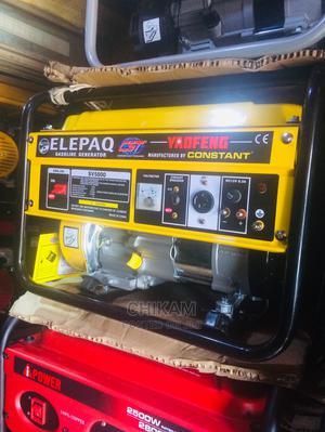 Sv5800 Elepaq Generator | Electrical Equipment for sale in Lagos State, Lagos Island (Eko)