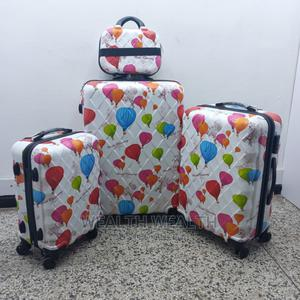 All Round Wheel Swiss Polo Suitcase Luggage Box | Bags for sale in Lagos State, Ikeja