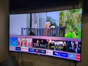 """Samsung 55"""" Suhd Quantum Dot 4k Hdr Curved Tv 