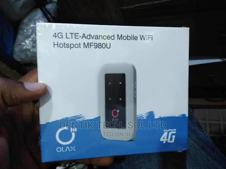 Universal Olax Mifi 4G LTE Wifi Wireless Modem   Networking Products for sale in Ikeja, Lagos State, Nigeria