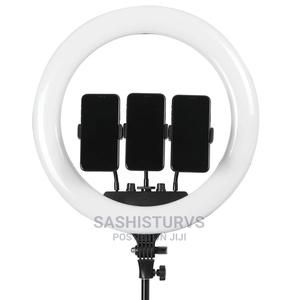 18-Inch LED Ring Light With Remote Control   Accessories & Supplies for Electronics for sale in Lagos State, Alimosho