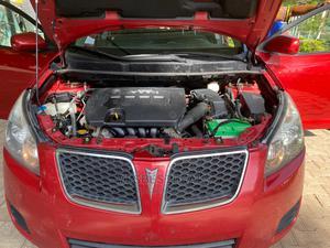 Pontiac Vibe 2010 2.4 GT Red | Cars for sale in Abuja (FCT) State, Garki 2