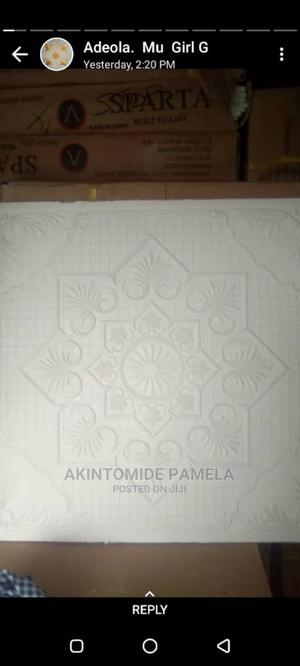White POP Ceiling Tiles   Building Materials for sale in Lagos State, Maryland