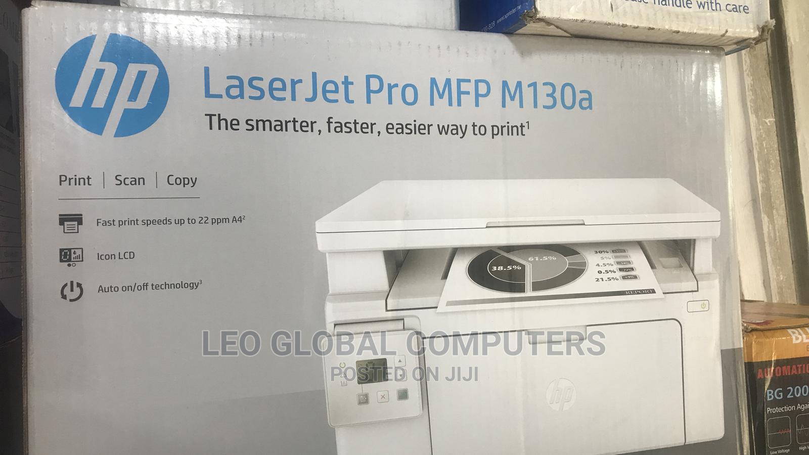 Hp Printer M130a