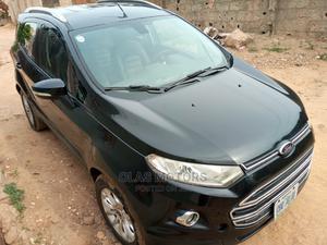 Ford EcoSport 2012 Black   Cars for sale in Lagos State, Ifako-Ijaiye