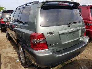 Toyota Highlander 2005 Limited V6 Green | Cars for sale in Lagos State, Apapa
